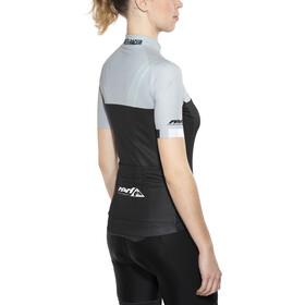 Red Cycling Products Pro Race Fietsshirt korte mouwen Dames grijs/zwart